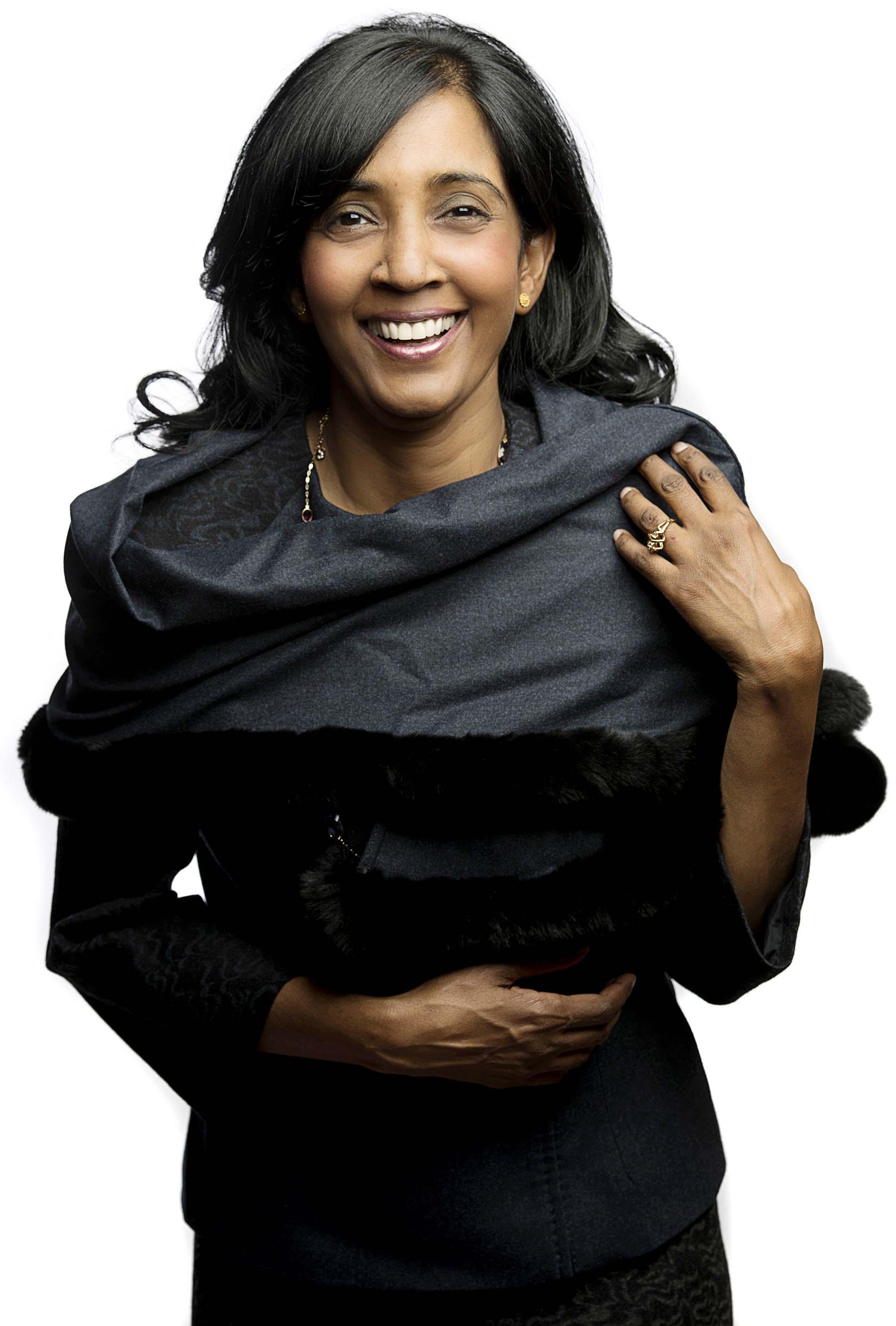 Dr. Nalini Rajamannan